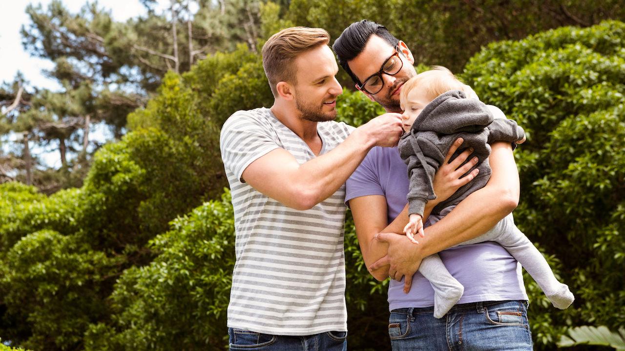 Men having babies: Not as tricky as it seems!