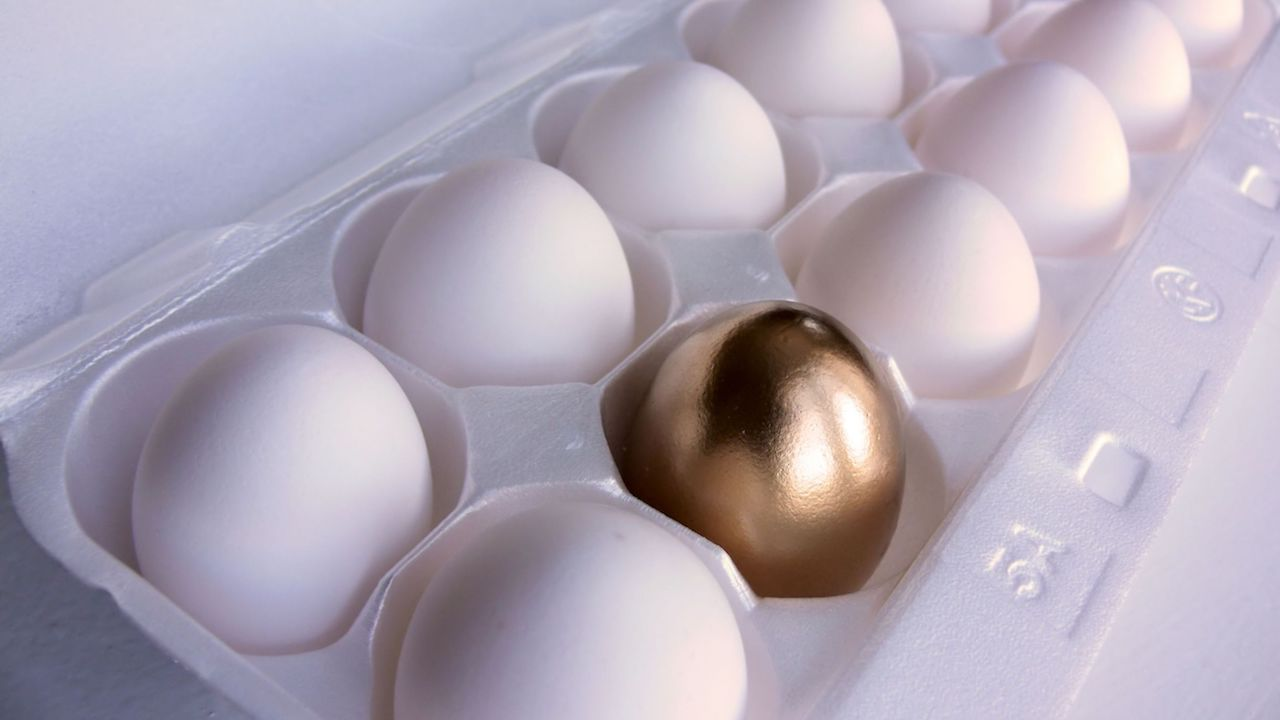 The numbers game: Why the number of eggs does not always equal the number of embryos